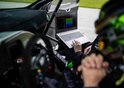 Hayden Paddon PRG - Hyundai EV Rally Car